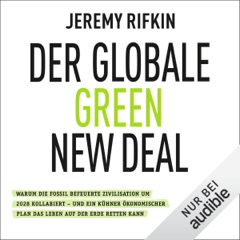 Der globale Green New Deal: Warum die fossil befeuerte Zivilisation um 2028 kollabiert - und ein kühner ökonomischer Plan das Leben auf der Erde retten kann