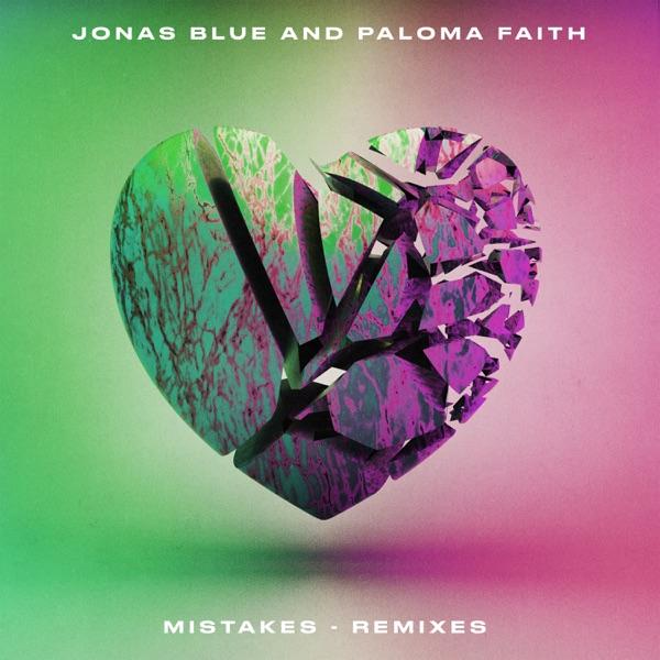 Mistakes (Remixes) - Single