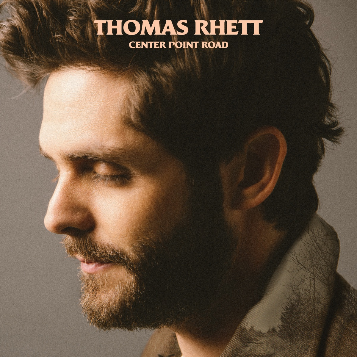 Center Point Road Thomas Rhett CD cover