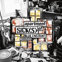 BLUE ENCOUNT - BLUE ENCOUNT HALL TOUR 2019 apartment of SICK(S) SET LIST artwork