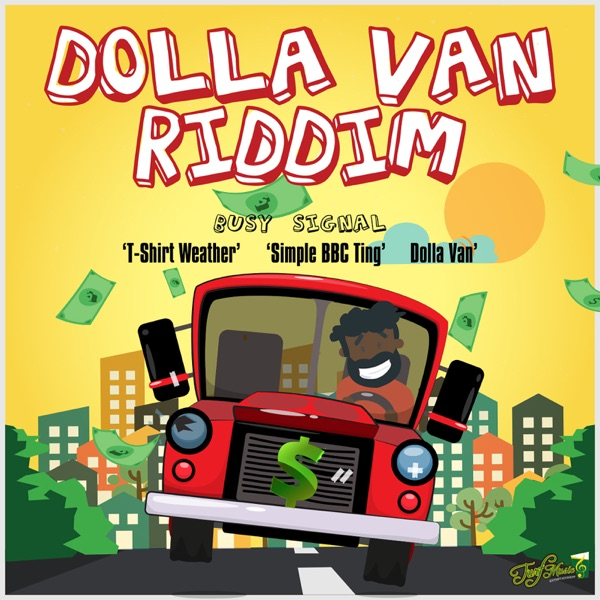 Dolla Van Riddim - Single