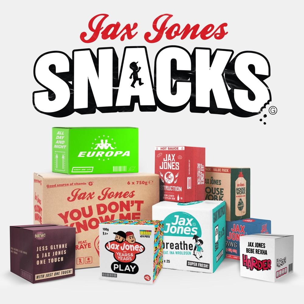 Jax Jones Harder (feat Bebe Rexha)