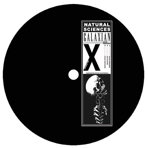 Golden Armageddon - Single by Galaxian