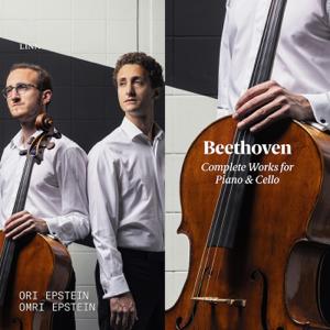 Ori Epstein & Omri Epstein - Beethoven: Complete Works for Piano & Cello