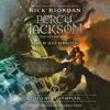 Rick Riordan - The Last Olympian: Percy Jackson and the Olympians: Book 5 (Unabridged)  artwork