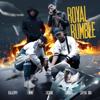 Kalazh44, Capital Bra & Samra - Royal Rumble (feat. Nimo & Luciano) Grafik
