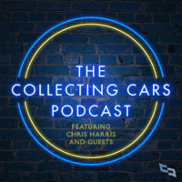 Podcast cover art for The Collecting Cars Podcast with Chris Harris