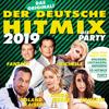 Verschiedene Interpreten - Der Deutsche Hitmix 2019 Grafik