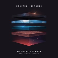 All You Need To Know - GRYFFIN-SLANDER-CALLE LEHMANN