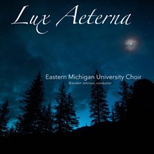 Eastern Michigan University Choir & Brandon Johnson - The Lake Isle
