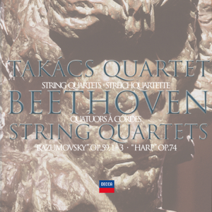 Takács Quartet - Beethoven: The Middle String Quartets