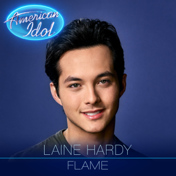 Laine Hardy Flame - Laine Hardy song lyrics
