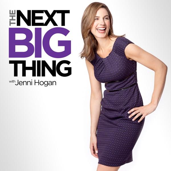 The Next Big Thing with Jenni Hogan