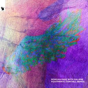 Morgan Page & HALIENE - Footprints