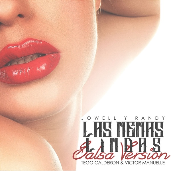 Las Nenas Lindas (Version Salsa) [Version Salsa] - Single