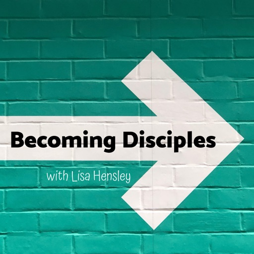Cover image of Becoming Disciples