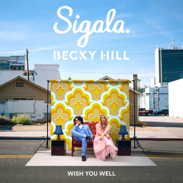Sigala / Becky Hill - Wish You Well