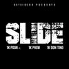 Outsiders Brand, 1k Pson, 1K Phew & 1K Don Tino - Slide artwork