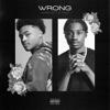 Luh Kel - Wrong (feat. Lil Tjay) [Remix] artwork