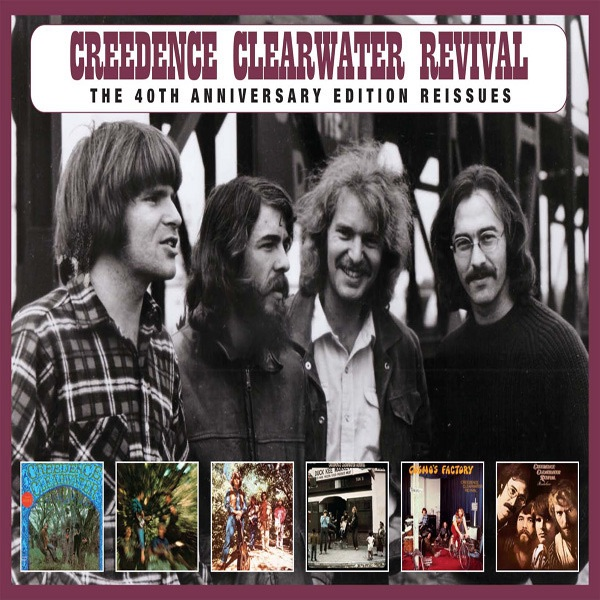 Creedence Clearwater Revival - The Complete Collection (Digital Box) [iTunes]