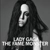 Lady Gaga - The Fame Monster  artwork