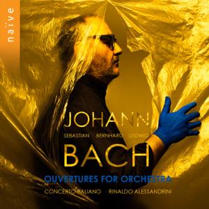 Rinaldo Alessandrini & Concerto Italiano - Bach: Ouvertures for Orchestra