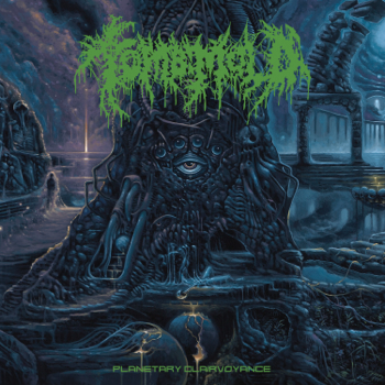 Planetary Clairvoyance Tomb Mold album songs, reviews, credits
