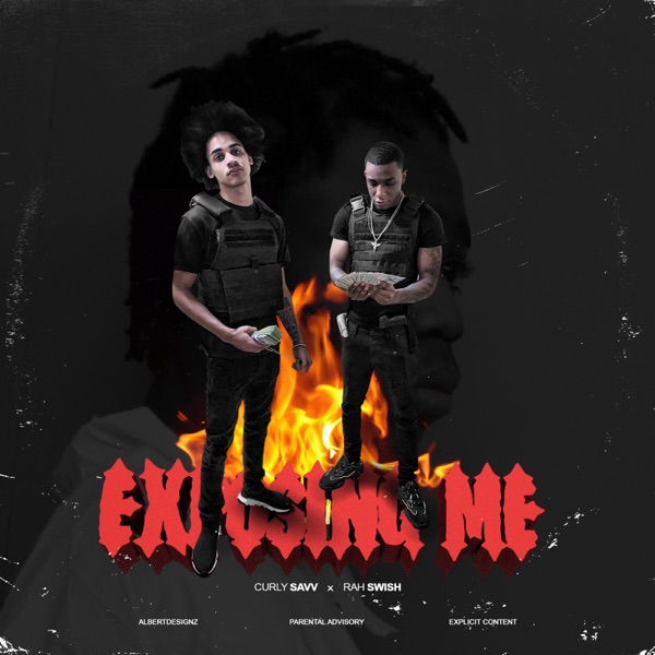 Exposing Me (feat. Curly Savv) - Single