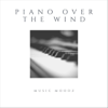 Music Moodz - Piano over the Wind kunstwerk