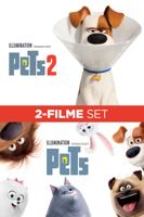 Universal Studios Home Entertainment - The Secret Life of Pets - 2 Movie Collection artwork
