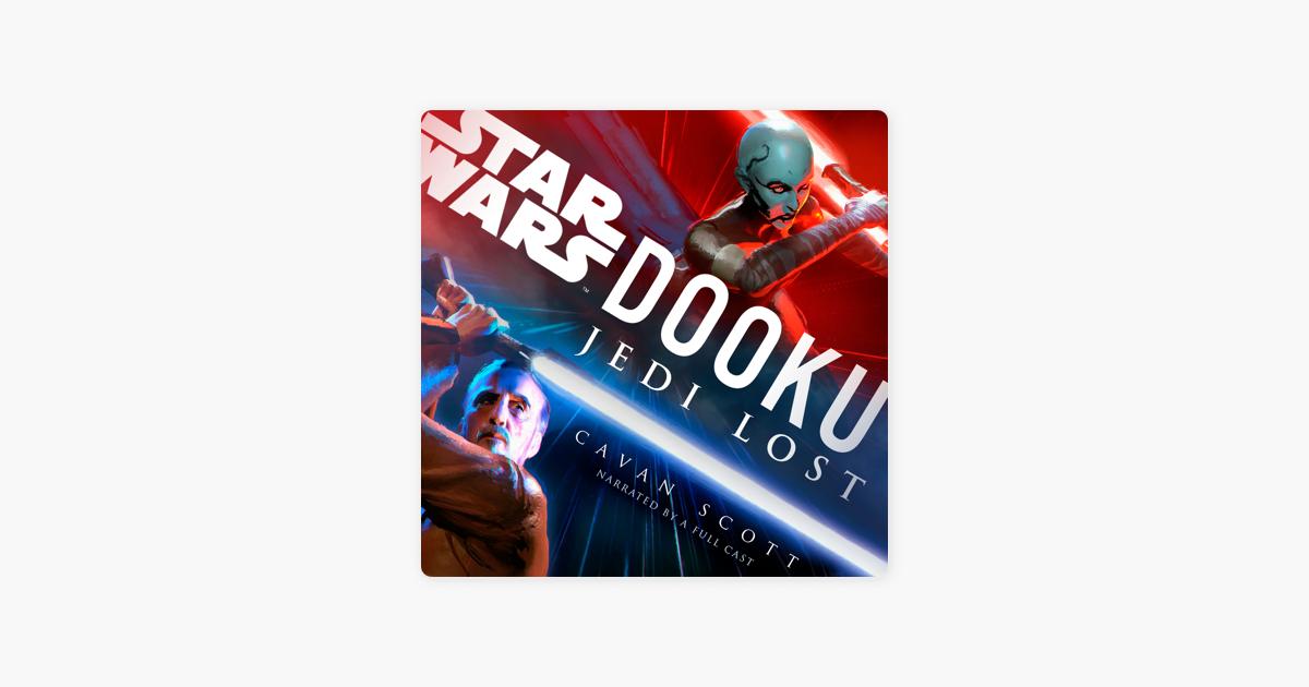 Dooku: Jedi Lost (Star Wars) (Unabridged) - Cavan Scott