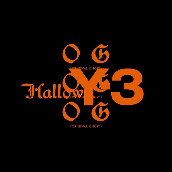 Hallow Y-3 (Original Ghost) - Single