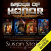Susan Stoker - Badge of Honor: Texas Heroes, Collection One (Unabridged)  artwork