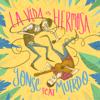 Yonse - La Vida Es Hermosa (feat. Muerdo) portada