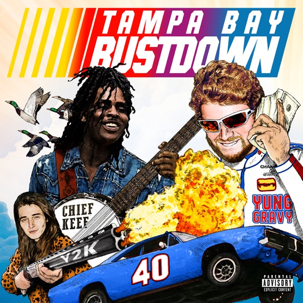 Tampa Bay Bustdown (feat. Chief Keef & Y2K) - Single