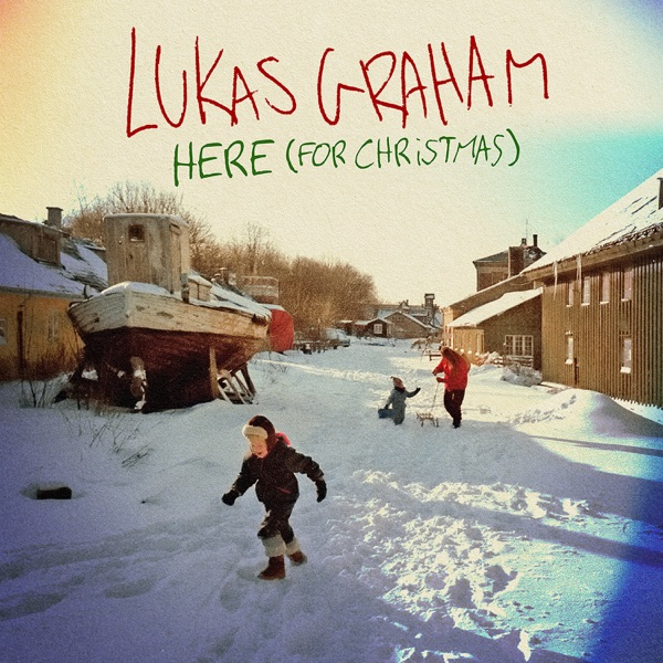 Lukas Graham mit HERE (For Christmas)