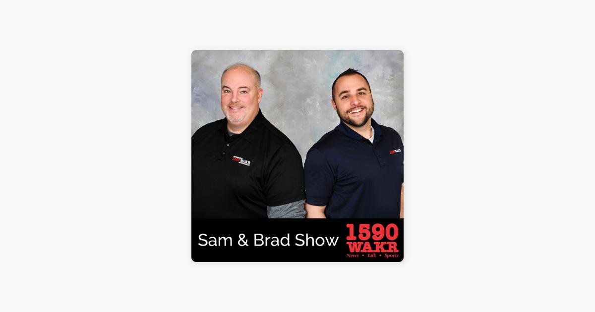 Sam & Brad Show: G&G Fitness Coach of the Week Dan