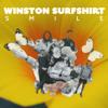 Winston Surfshirt - Smile illustration