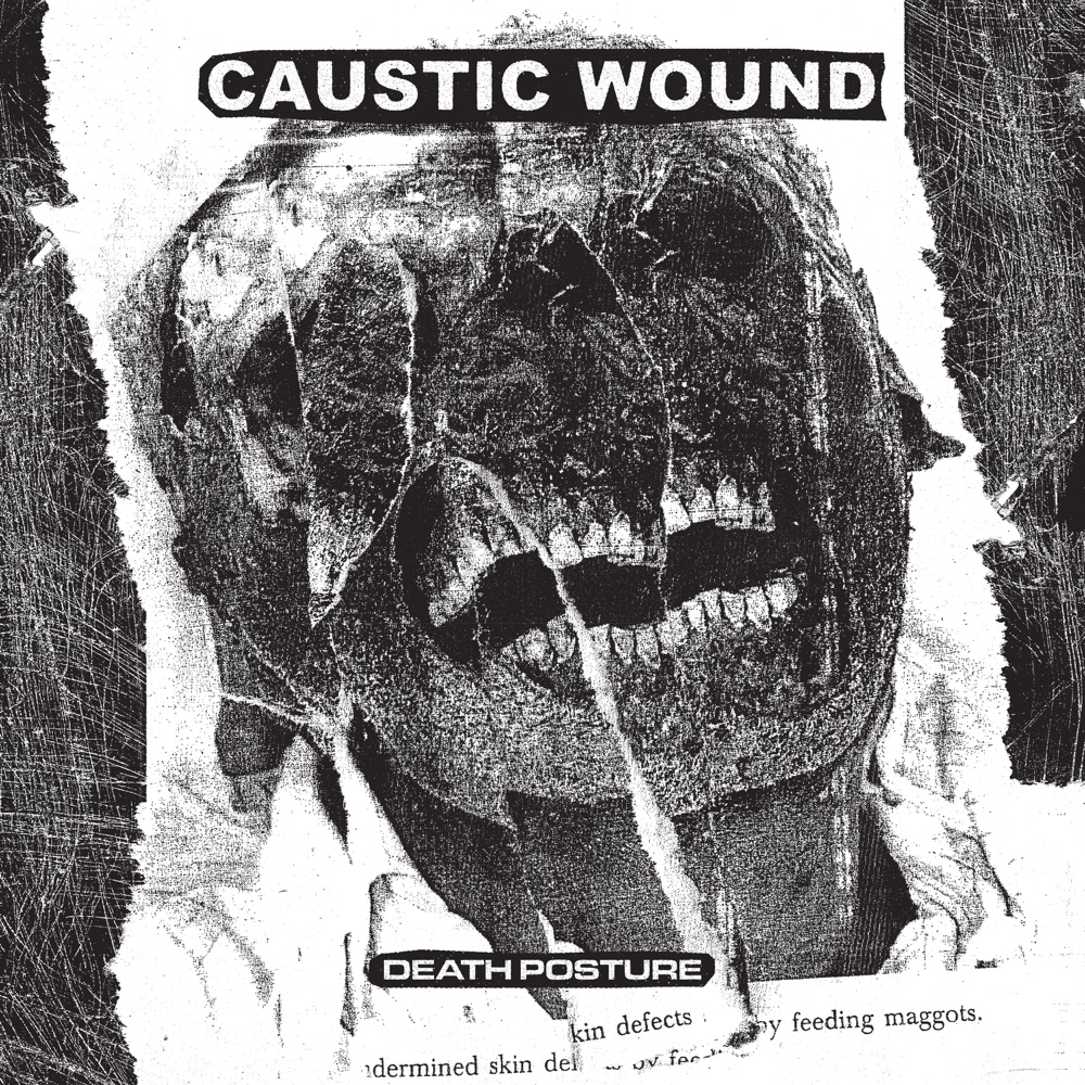 Death Posture by Caustic Wound