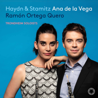 Ana de la Vega, Ramón Ortega Quero, Trondheim Soloists & Geir Inge Lotsberg - Haydn, A. Stamitz & C. Stamitz: Concertos artwork