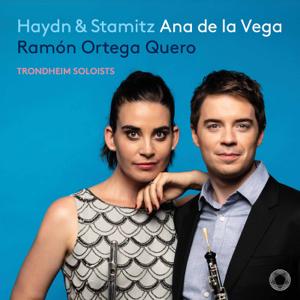 Ana de la Vega, Ramón Ortega Quero, Trondheim Soloists & Geir Inge Lotsberg - Haydn, A. Stamitz & C. Stamitz: Concertos