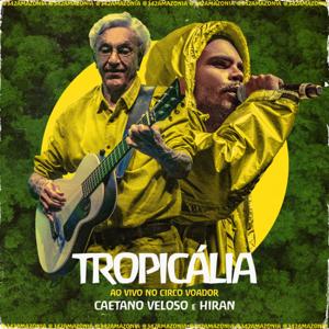 Caetano Veloso & Hiran - Tropicália (342 Amazônia ao Vivo no Circo Voador)