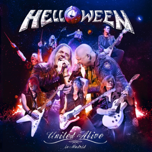 Helloween - United Alive in Madrid