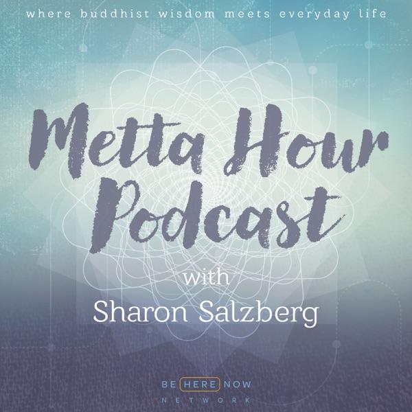 Metta Hour with Sharon Salzberg