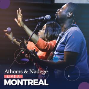 Athoms et Nadège - Je crie à toi (Live)