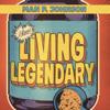 Man P. Johnson - Living Legendary (Unabridged)  artwork