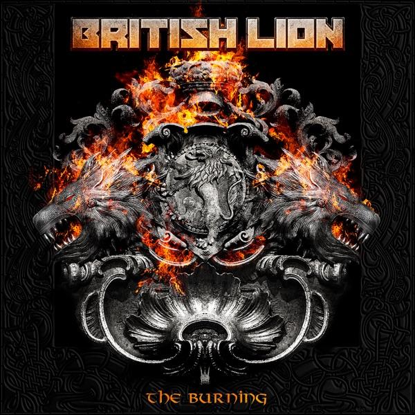 British Lion mit Spit Fire