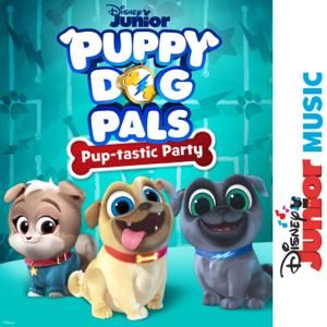 Cast - Puppy Dog Pals - Disney Junior Music: Puppy Dog Pals - Pup-tastic Party