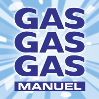 GAS GAS GAS (EXTENDED MIX)-MANUEL