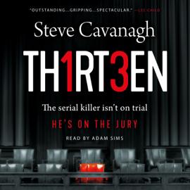 Thirteen - Steve Cavanagh mp3 download